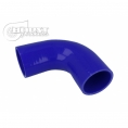 Coude silicone 90°